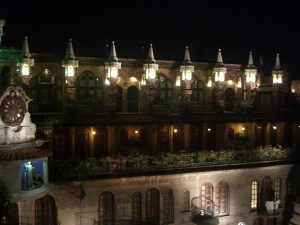 mission inn, author's row