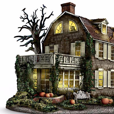 Creepy Collectors Rejoice An Illuminated Amityville