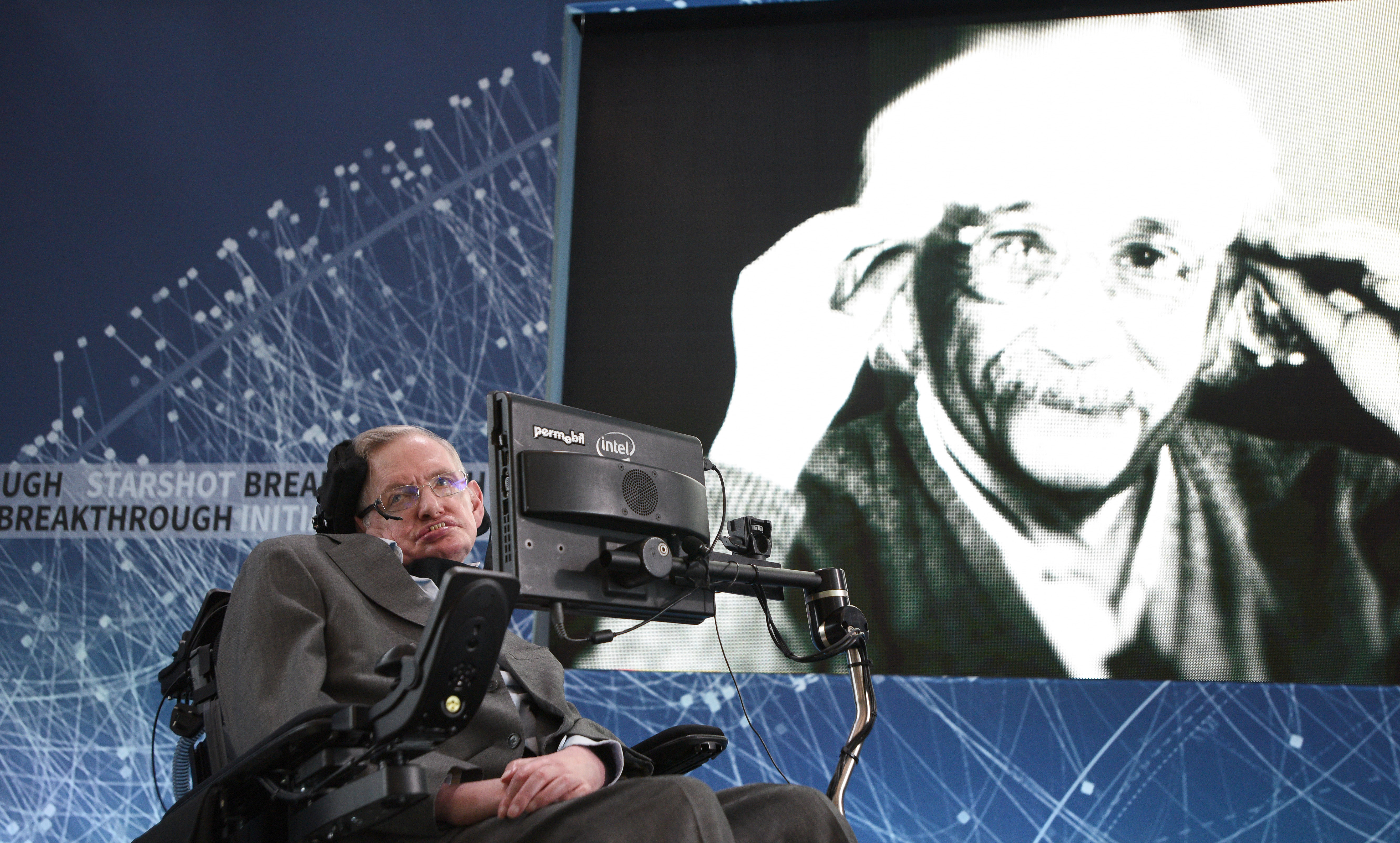 Stephen Hawking, Mark Zuckerberg To Send Tiny Robots Into Space To