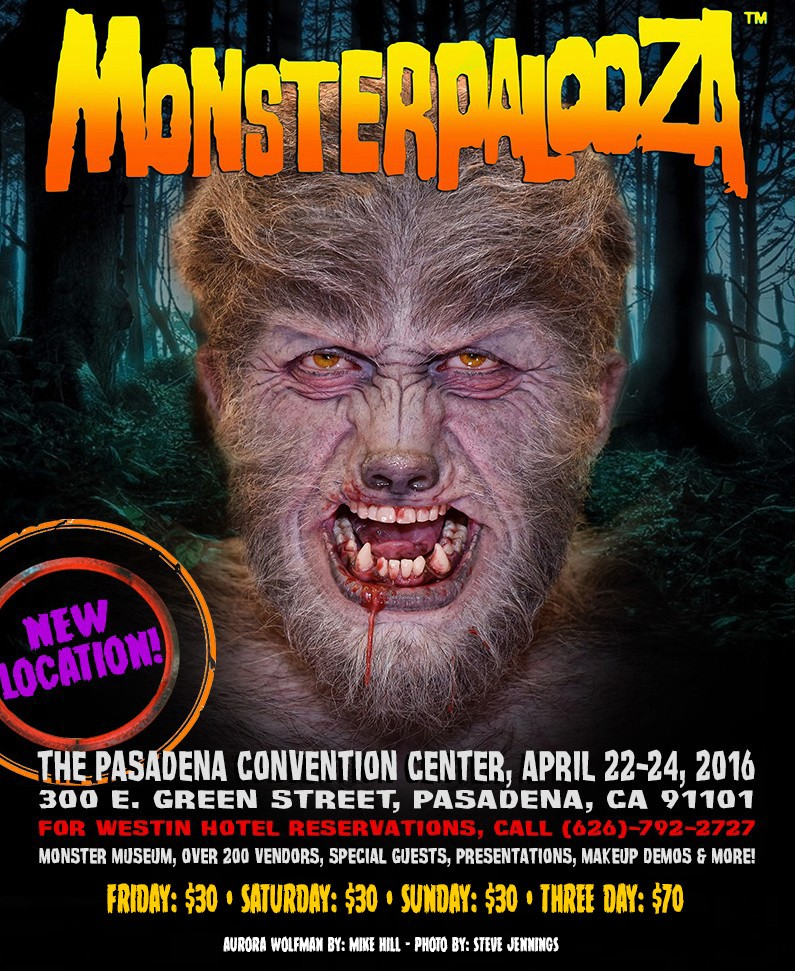 monsterpalooza 2016 - spring