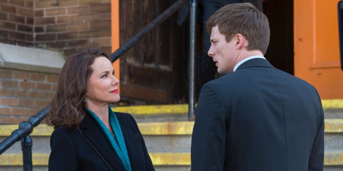 Barbara-Hershey-and-Bradley-James-in-Damien