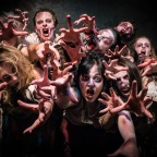 Review: 'URBAN DEATH' at Zombie Joe's Underground Theater is a Frenzied Feast for Horror Fans.