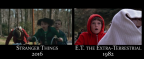 Watch this supercut of all the visual movie references in 'Stranger Things.'
