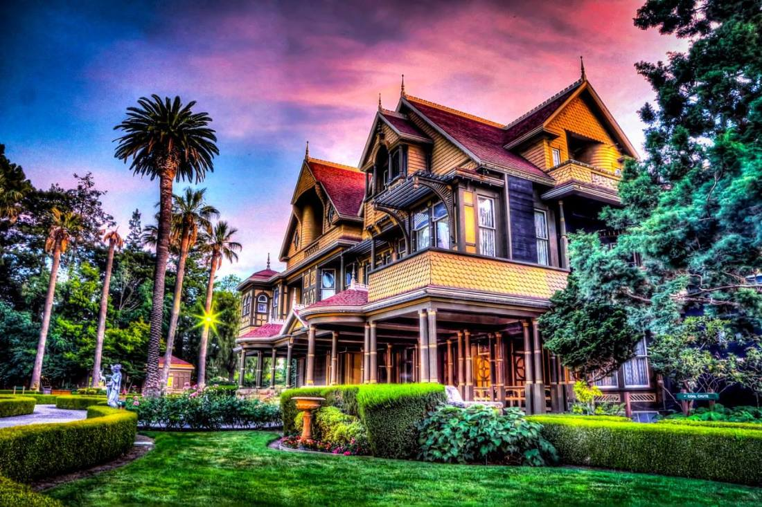 winchester mystery house to offer spooky new candlelight tours