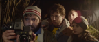 Watch Jon Heder and Justin Long bust ghosts in 'Ghost Team.'