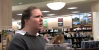 'Misery' fan pulls a Kathy Bates and flips out at Barnes and Noble.