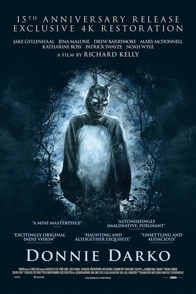 Donnie Darko 15th Anniversary Poster