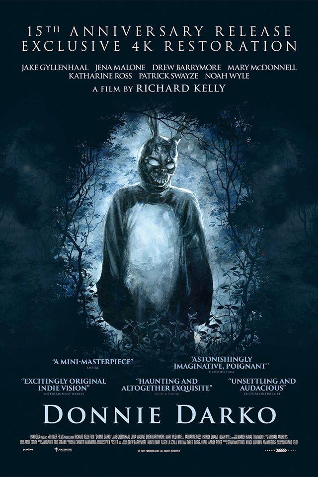Donnie Darko 15th Anniversary Poster