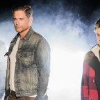 Stop the presses! Rob Lowe and his sons are making a paranormal series