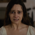 Watch Emilia Clarke get spooky in 'Voice From The Stone' trailer