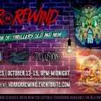 LA! 20th Century Fox and Delusion team up for 'Horror Rewind' event, Oct 13-15