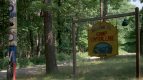 You can now spend the night at the real Camp Crystal Lake from 'Friday the 13th'