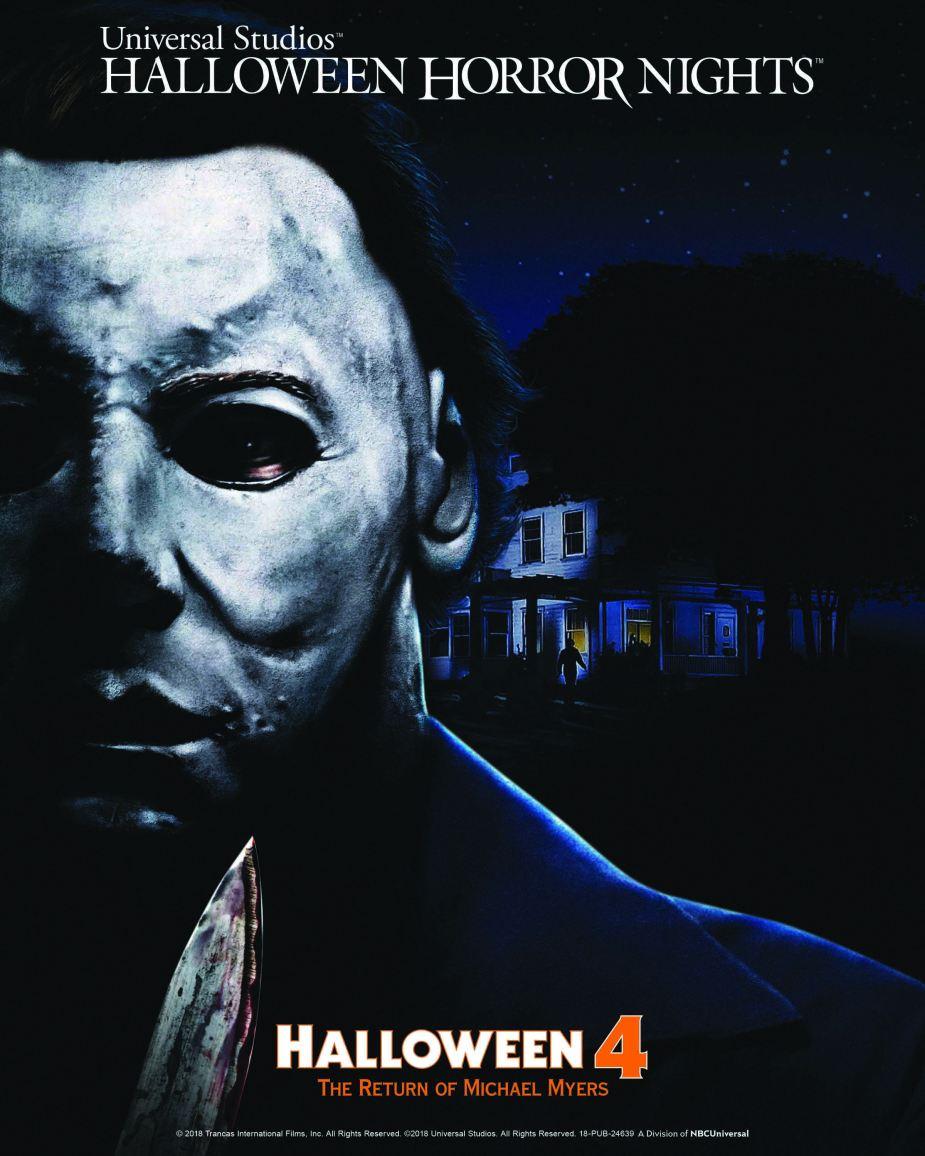 """halloween 4"""" maze comes to halloween horror nights – scarepop"""