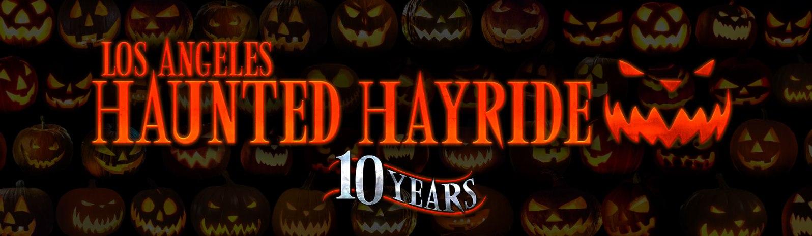 la-haunted-hayride-10-year-blowout-banner