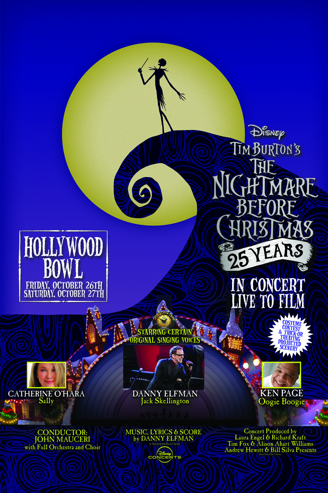 The Nightmare Before Christmas\' + Danny Elfman returning to ...
