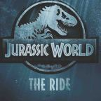"""Jurassic World—The Ride,"" Opens this Summer at Universal Studios Hollywood"
