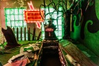 (Photos) 'I Like Scary Movies' Immersive Exhibit Opens in Los Angeles