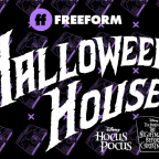 FreeForm Halloween House Returns to Hollywood, Oct 2-Oct 7